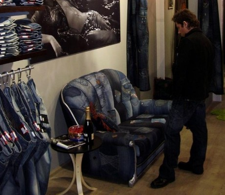 Pepe Jeans, Avion, BA