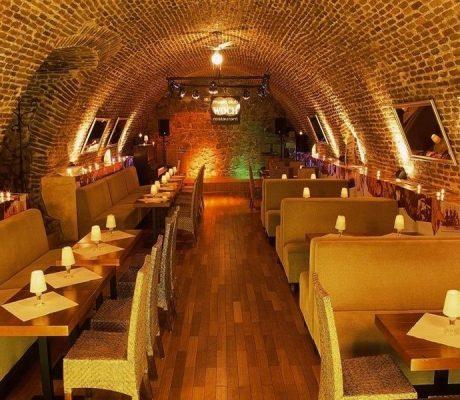 Woch restaurant Bratislava
